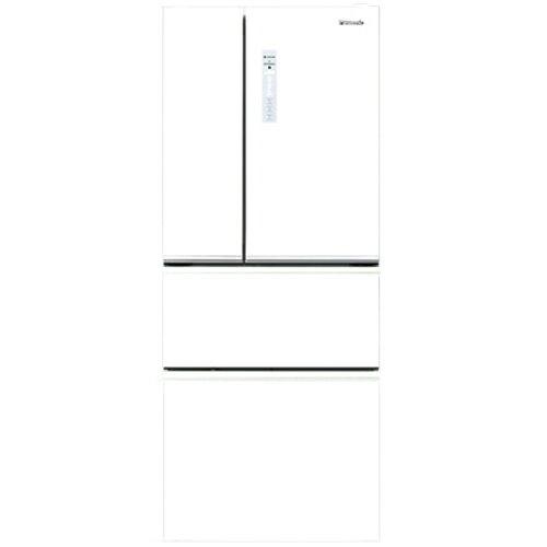 Panasonic 國際 NR-D508NHGS-W 翡翠白500L 無邊框四門電冰箱 ECONAVI 智慧節能科技