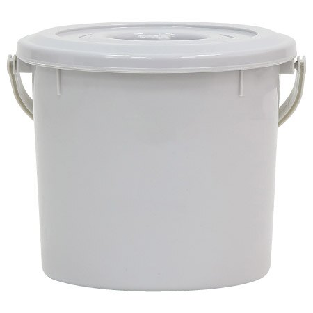 廚餘桶 7L 灰 WBNT001GR