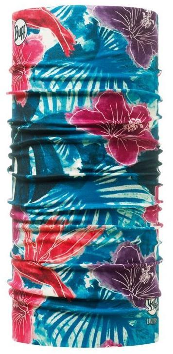 ├登山樂┤西班牙 BUFF COOLMAXR 驅蟲頭巾系列 扶桑花海 #BF105835