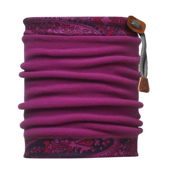 ├登山樂┤BUFF 抽繩POLAR保暖頭巾 坦米桃紅 #BF105561