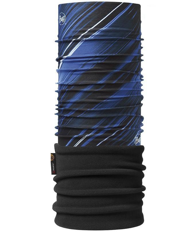 ├登山樂┤BUFF POLAR 保暖系列 藍色極光/黑 #BF107908