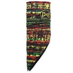 ├登山樂┤BUFF POLAR 保暖斜三角巾 幫派塗鴉  #BF107840