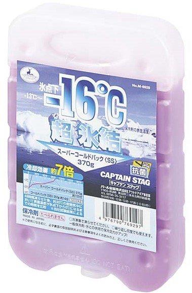 ├登山樂┤日本Captain Stag 鹿牌 16度C抗菌超凍媒SS # M-6929