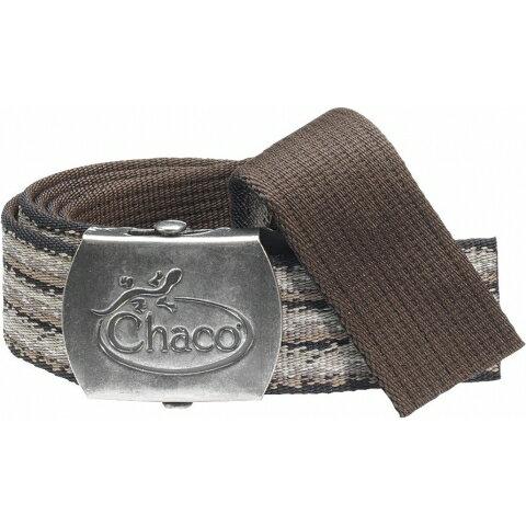 ├登山樂┤美國 Chaco ReversiBelt 圖騰腰帶 木皮先生 # HA52