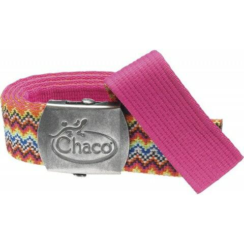 ├登山樂┤美國 Chaco ReversiBelt 圖騰腰帶 繽紛鋸齒 # HA55