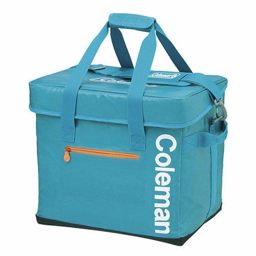 ├登山樂┤美國 Coleman 35L Elite水藍保冷袋 # CM-6601J
