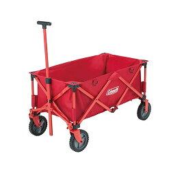 ├登山樂┤美國 Coleman 四輪拖車 載卡多,超好用 露營必備 載重100kg(公司貨) # CM-21989