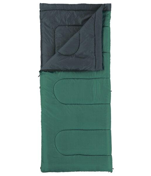 ├登山樂┤美國 Coleman 表演者睡袋 綠 耐寒度10度 化纖 信封型睡袋 # CM-6929J