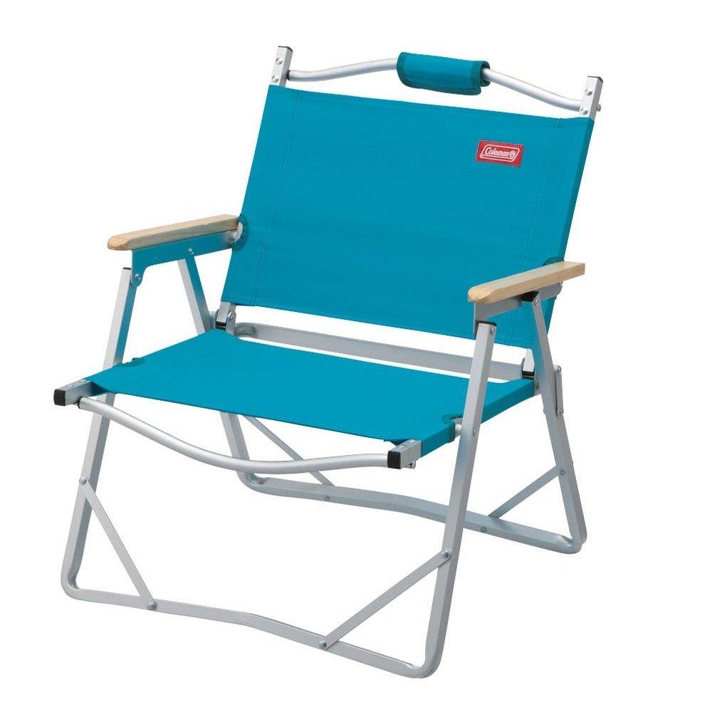 ├登山樂┤美國 Coleman 輕薄折疊椅 天空藍 # CM-F509J