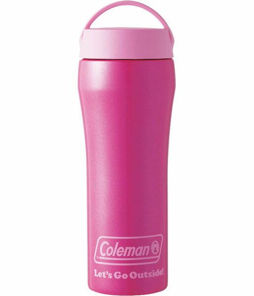 ├登山樂┤美國 Coleman 0.49L 真空保溫杯 隔熱雙層斷熱杯 保冷瓶/粉紅 # CM-6975