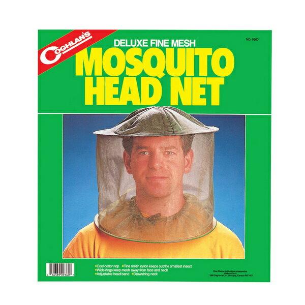 ├登山樂┤加拿大 COGHLAN'S 豪華防蚊頭罩 #9360