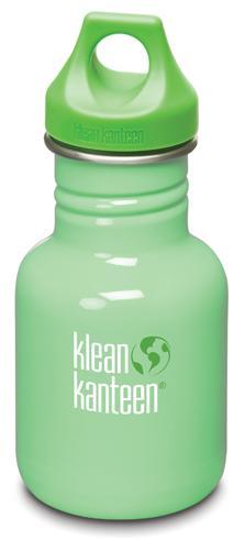 ├登山樂┤ 美國 Klean Kanteen 彩色不鏽鋼瓶 12oz / 355ml # K12PPL Dew Drop/露水綠