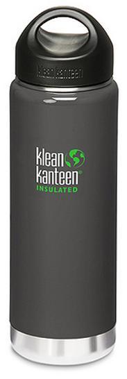 ├登山樂┤ 美國 Klean Kanteen 寬口保溫鋼瓶 20oz / 591ml # K20VWSSL   Albatross Gray/海鳥灰