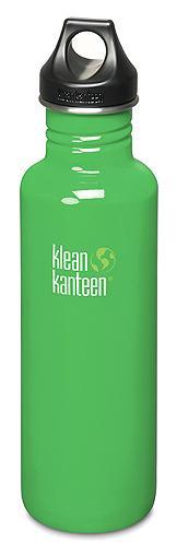 ├登山樂┤ 美國 Klean Kanteen 彩色不鏽鋼瓶 27oz / 800ml # K27PPL   Organic Garden/花園綠
