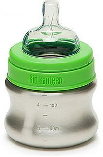 ├登山樂┤ 美國 Klean Kanteen 寬口不鏽鋼奶瓶 5oz / 148ml #K05