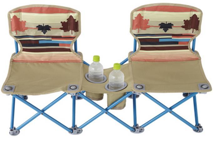 ├登山樂┤日本LOGOS 印地安雙人野營椅 # 73170018