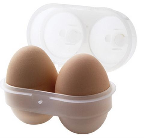 ├登山樂┤日本LOGOS 蛋盒2粒裝 # 84701001