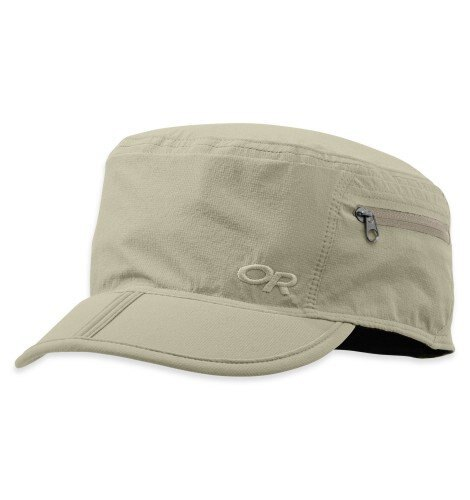 ├登山樂┤美國 Outdoor Research 拉鍊式輕量透氣鴨嘴帽 FERROSI RADAR CAP (844) 白、黑、綠 # 80565
