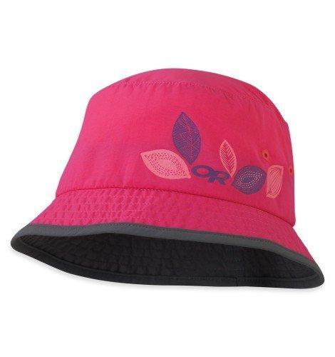 ├登山樂┤美國 Outdoor Research SOLSTICE BUCKET 兒童抗紫外線卡其透氣中盤帽 # OR80717