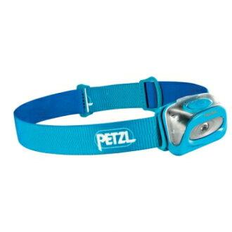 ├登山樂┤法國 PETZL CLASSIC 經典入門款 TIKKINA 頭燈 海藍 # E91HB
