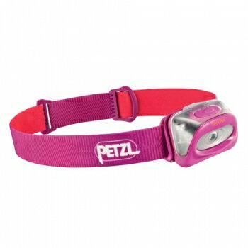 ├登山樂┤法國 PETZL CLASSIC 經典入門款 TIKKINA 頭燈  紫 # E91HV