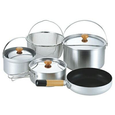 ├登山樂┤日本UNIFLAMEFAN5DUO不鏽鋼鍋具組#U660256