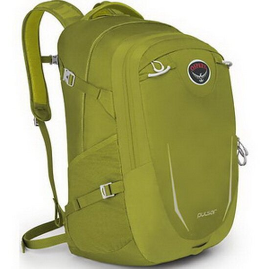 ├登山樂┤ 美國 Osprey Pulsar 30 背包- 仙人掌綠、黑、橘、藍 # Cactus Green、Black、 Habanero Orange、Oasis Blue