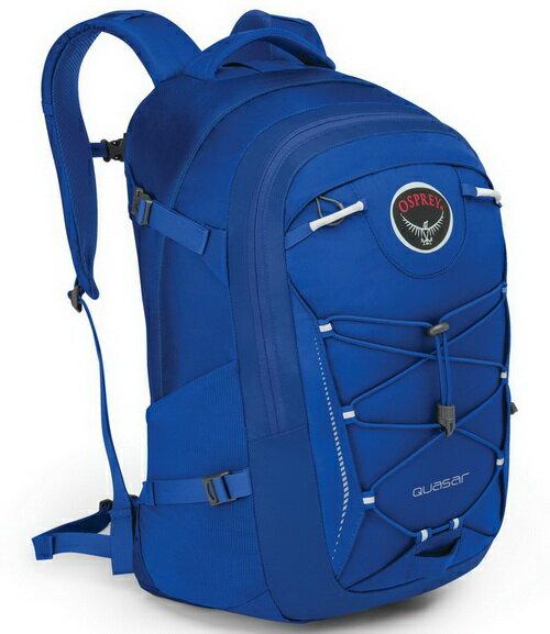 ~登山樂~ 美國 Osprey Quasar 28 背包 鳳凰紅、卡其、亮藍、黃綠、黑^#