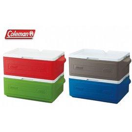 ├登山樂┤美國 Coleman 23.5L 置物型冰桶#CM-1325~1328