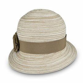 ├登山樂┤ 美國Sunday Afternoons BELLA HAT 防曬俏麗編織帽 # HS056(淺棕) - 限時優惠好康折扣