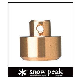 ├登山樂┤日本Snow Peak 營槌更換用銅頭 # N-001-1