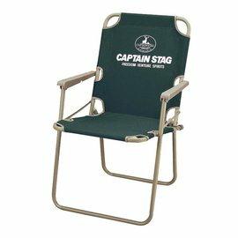 ├登山樂┤日本Captain Stag 鹿牌 CS RV椅綠 # M-3873