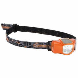 ├登山樂┤美國 Coleman Sunlit微型LED頭燈/橘灰 #CM-3166JM