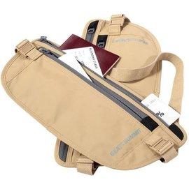 ├登山樂┤澳洲 Sea To Summit 旅行用腰帶式錢包證件袋#ATLMBB/L黑色 ATLMBSA/S卡其