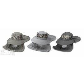 ├登山樂┤wildland 荒野 中性抗UV收納式遮陽帽 # W1001