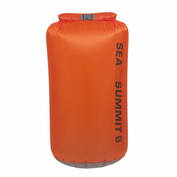 ├登山樂┤澳洲 Sea To Summit 30D輕量防水收納袋 20L Ultra-Sil Dry Sacks/橘 # AUDS20