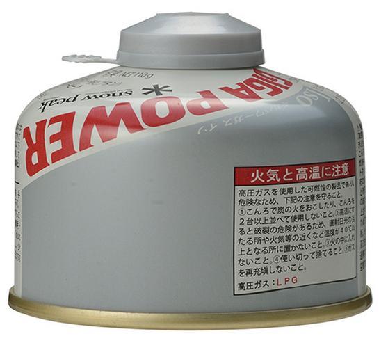 ├登山樂┤日本Snow Peak 標準型瓦斯110g 小瓦斯罐 # GP-110S