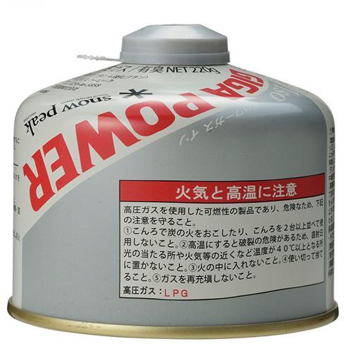 ├登山樂┤日本Snow Peak 標準型瓦斯 # GP-250S 銀色