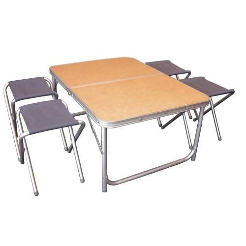 ├登山樂┤Leisure 日式櫻花戀折合桌椅組 # F-1600