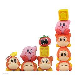 【日本進口】星之卡比 Kirby P2 第二彈 疊疊樂 玩具 NOS-57 卡比之星 ENSKY 桌遊 - 194598