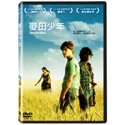 麥田少年DVD