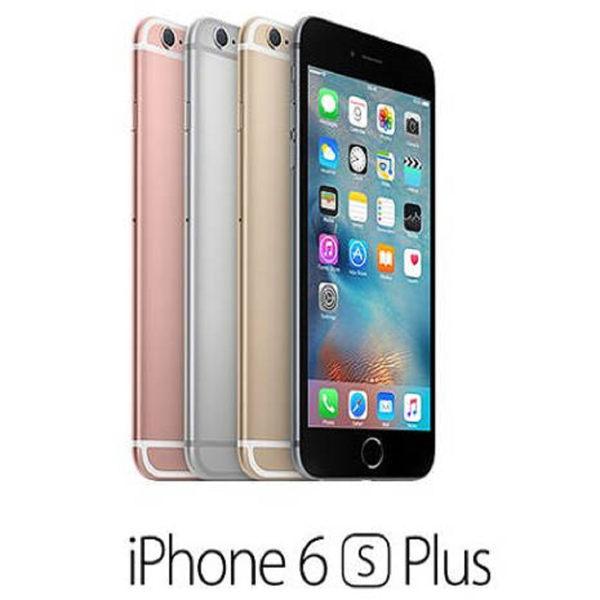 [12期零利率] 《贈玻璃保貼》蘋果Apple iPhone 6S Plus 32GB 5.5吋 金/灰/銀/玫瑰金