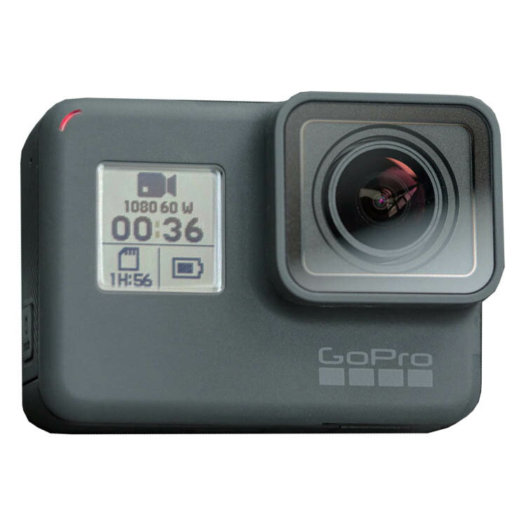 GoPro Hero 5 HD 4K Wi-Fi Bluetooth Waterproof Action Video Camera  - Black 0