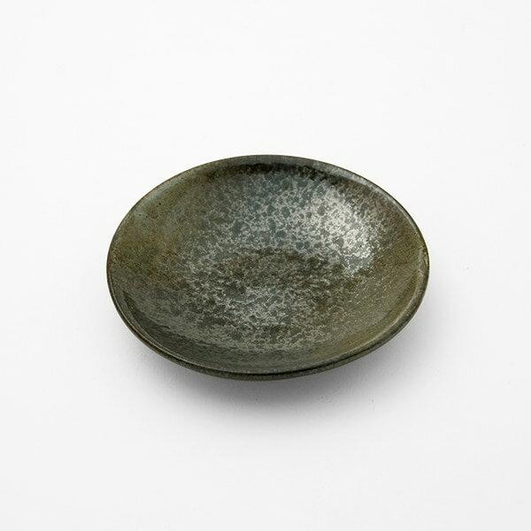 圓盤 12cm 綠吹天目 NITORI宜得利家居 0