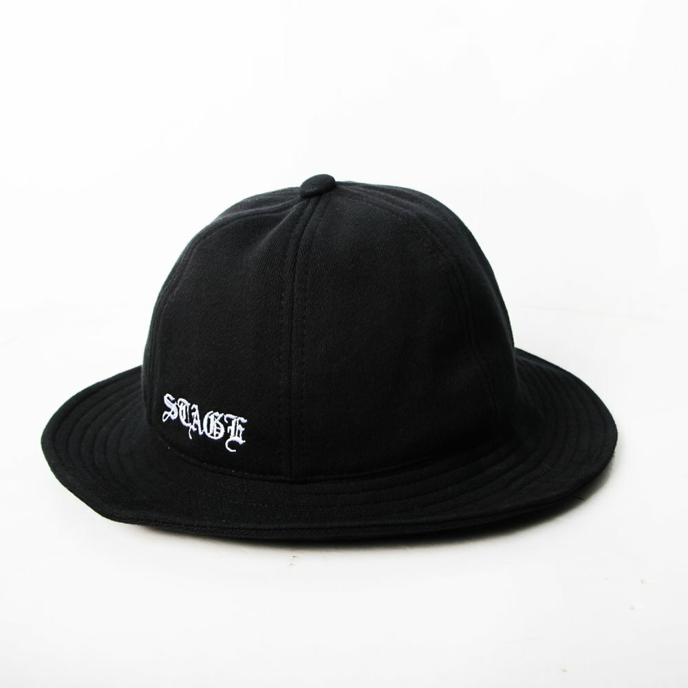 STAGE  SC BELL HAT  黑色 2