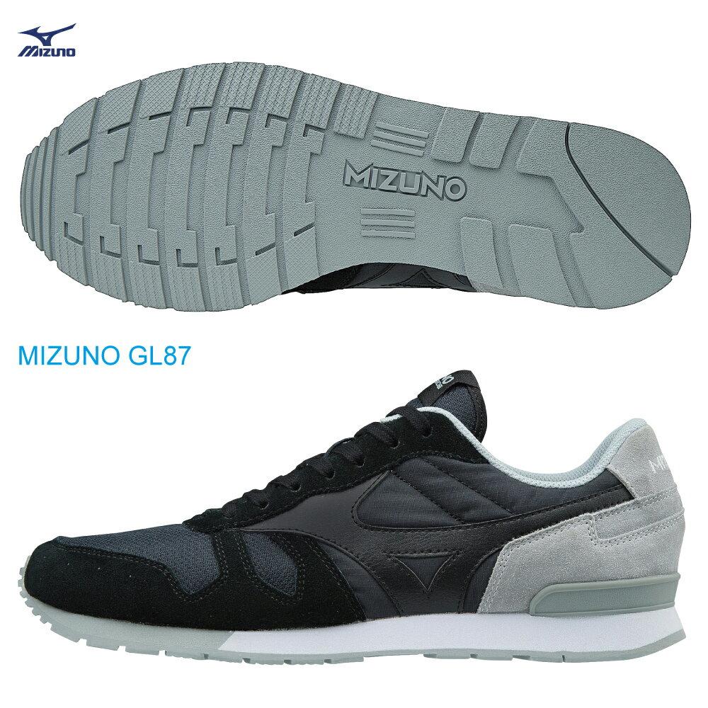 D1GA180009  MIZUNO 1906 GL87 休閒款慢跑鞋 【美津濃MIZUNO】 - 限時優惠好康折扣