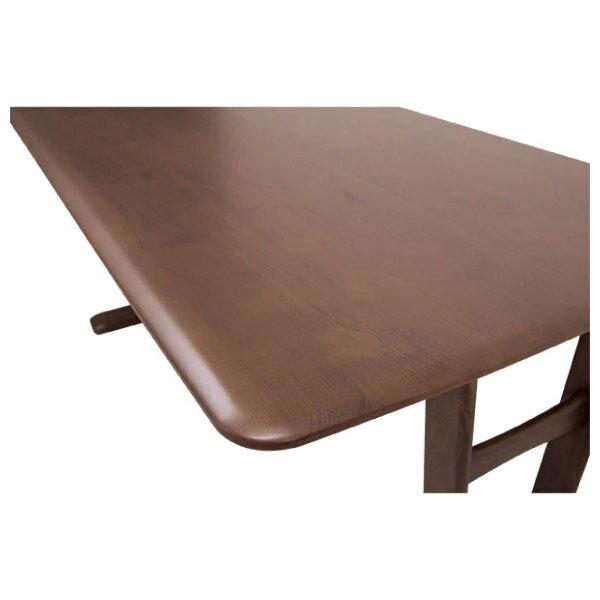 ◎櫸木餐桌椅五件組 N COLLECTION T-01T MBR NITORI宜得利家居 2
