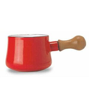 Dansk 北歐巧克力/牛奶鍋 - 紅色