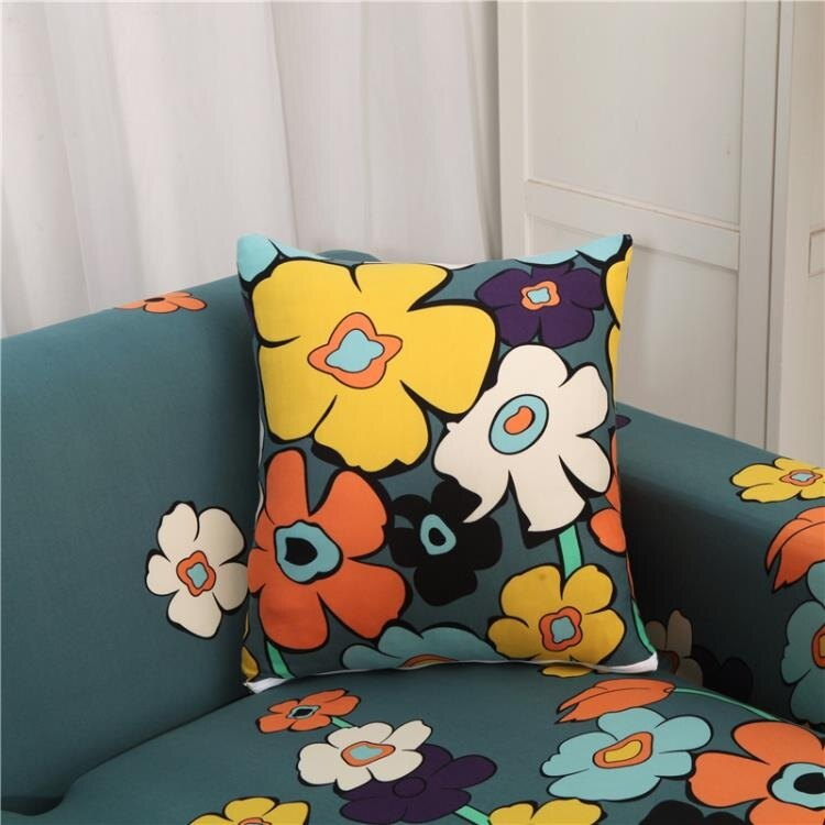 沙發罩 全包沙發套萬能套老式皮沙發罩全蓋防滑彈力沙發墊巾夏季布藝四季
