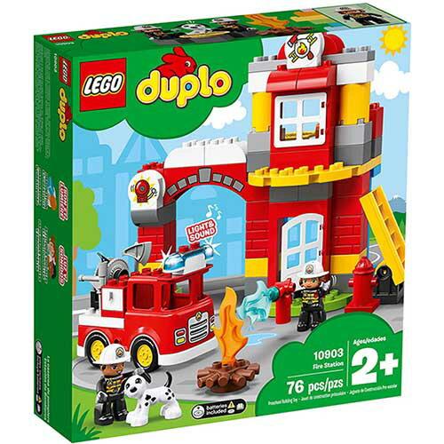 樂高LEGO 10903  Duplo 得寶系列 -消防局 - 限時優惠好康折扣